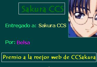 Better Web of Card Captorx Sakura of Belsa